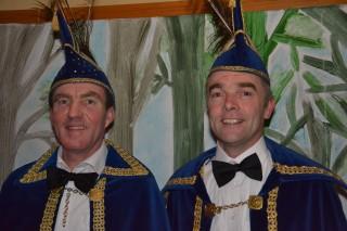 Holtkeuvers 2016 Prins Rudi & Adjudant Marc 2 (1)