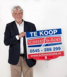 Jaap Bijker Makelaar Taxateur Borculo Scheers en Roes