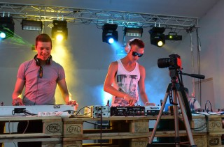 DJ's at the Dome 1 (fotograaf Corr Tetteroo)
