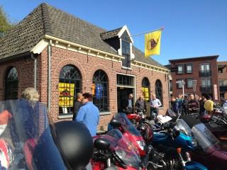 Needse Motor Club opening expo 60 jaar